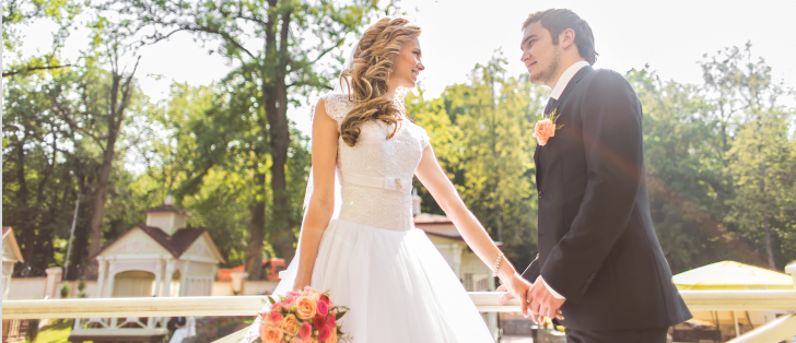 A couple getting married - Upstart Personal Loans